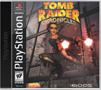 Tomb Raider: Chronicles for PlayStation
