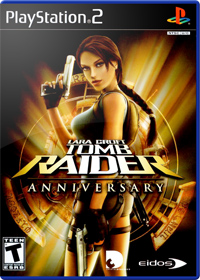Tomb Raider: Anniversary for PlayStation 2