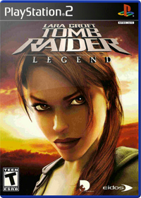 Lara Croft Tomb Raider: Legend for PlayStation 2