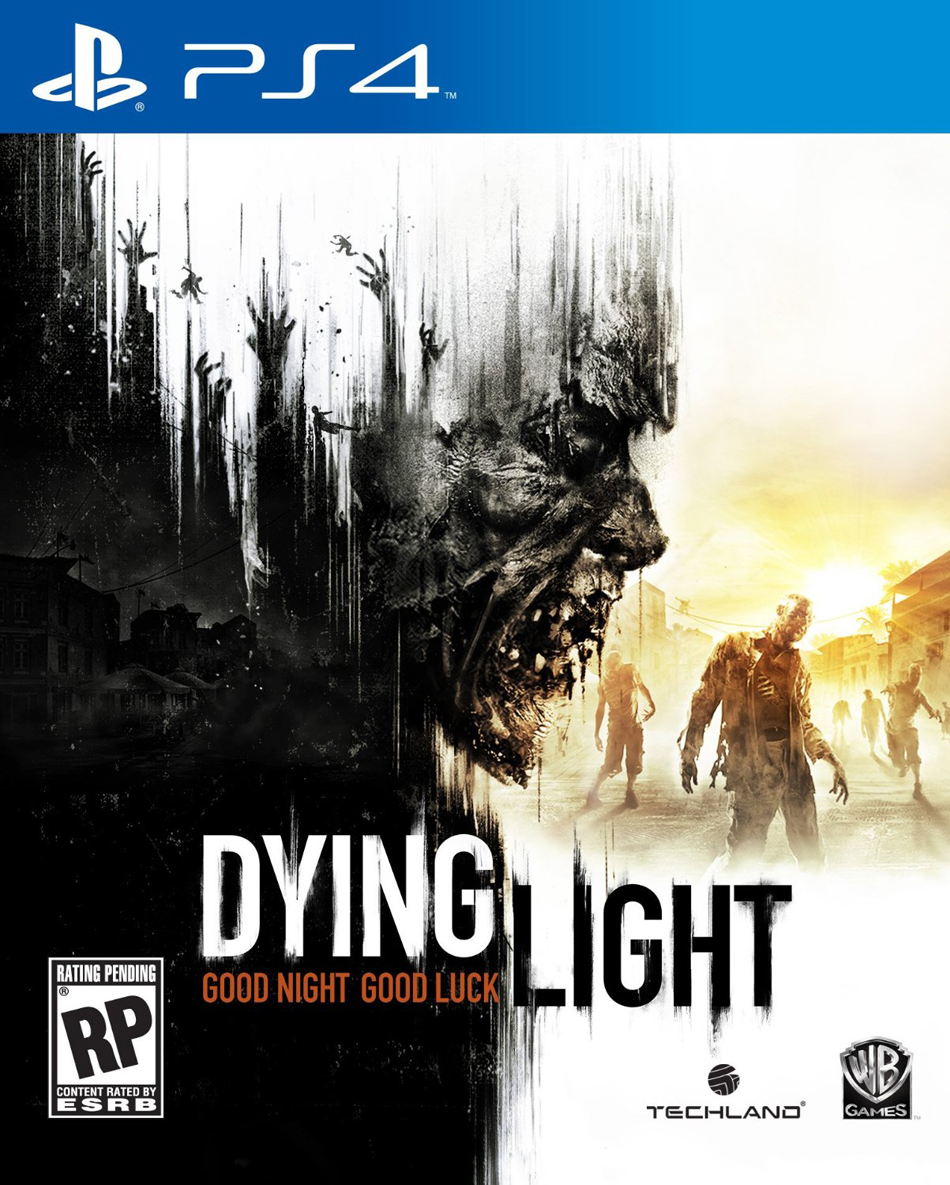 Dying Light high-res PS4 cover